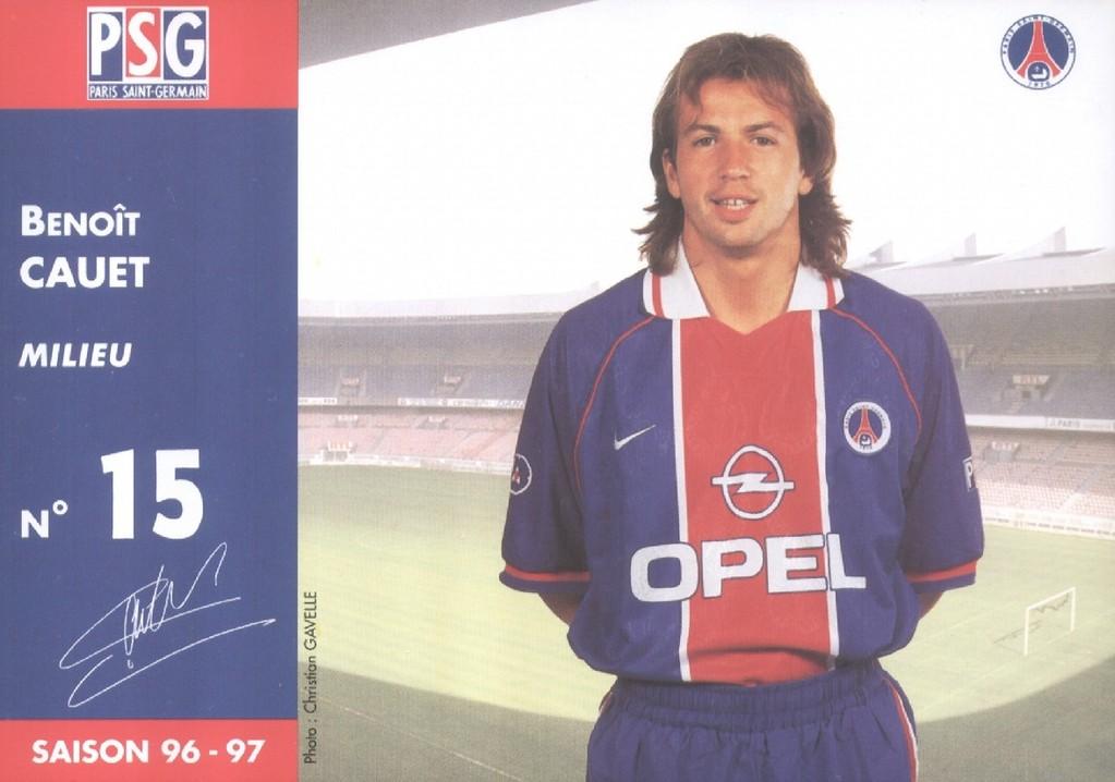 CAUET Benoit  96-97