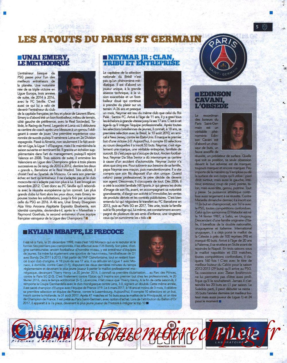2018-03-03  Troyes-PSG (28ème L1, Bleu et Blanc N°15) - Page 05