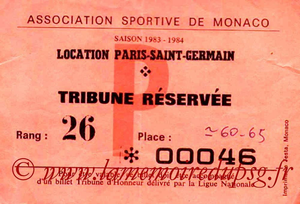 1984-02-02  Monaco-PSG (26ème D1)