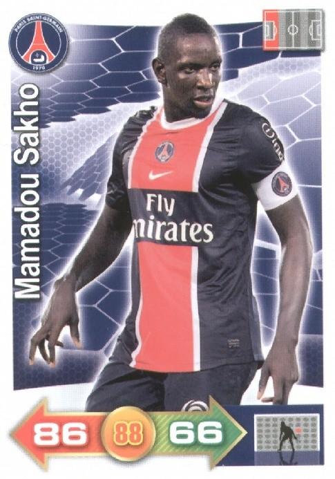N° 231 - Mamadou SAKHO