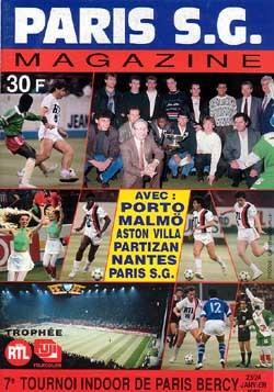 1990-01-23 et 24  7ème Tournoi indoor de Paris Bercy