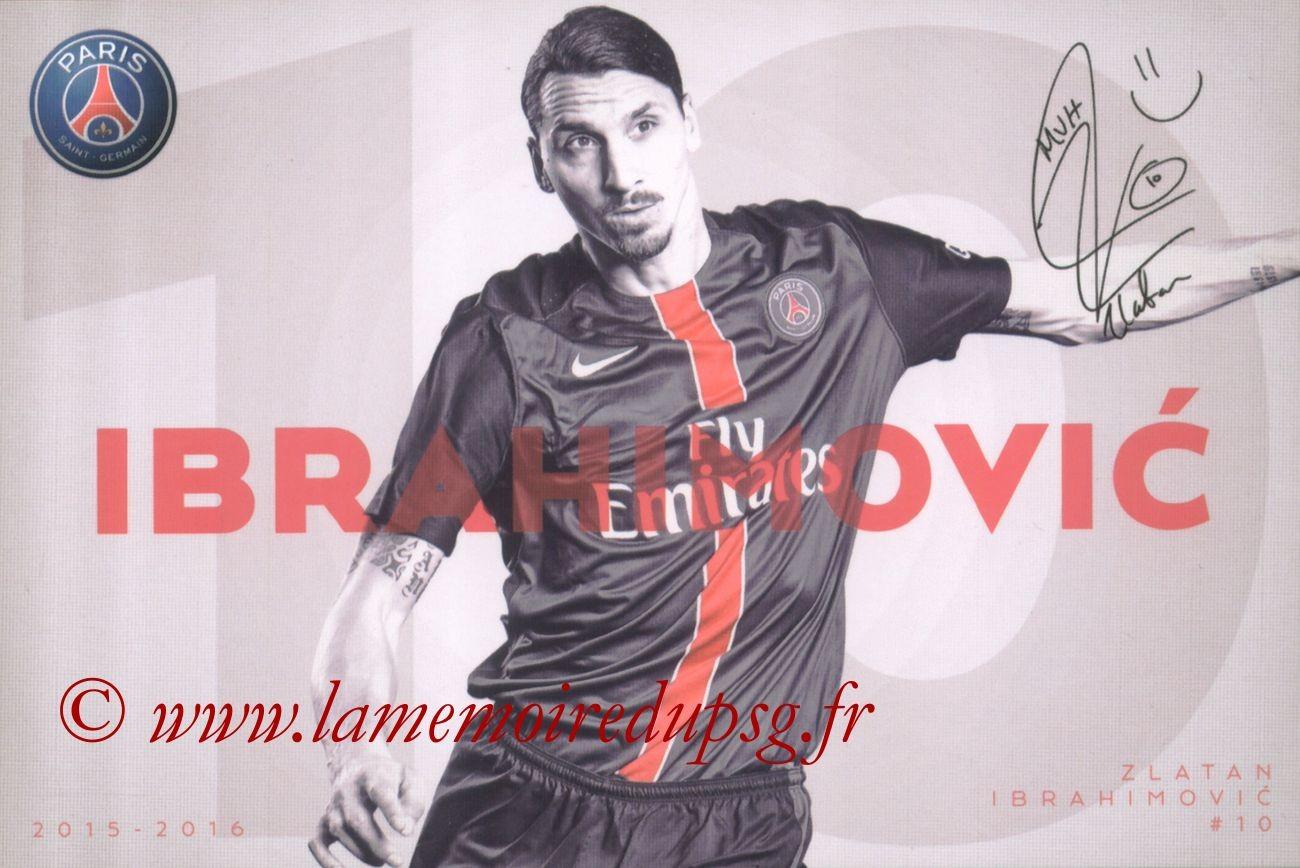 IBRAHIMOVIC Zlatan  15-16