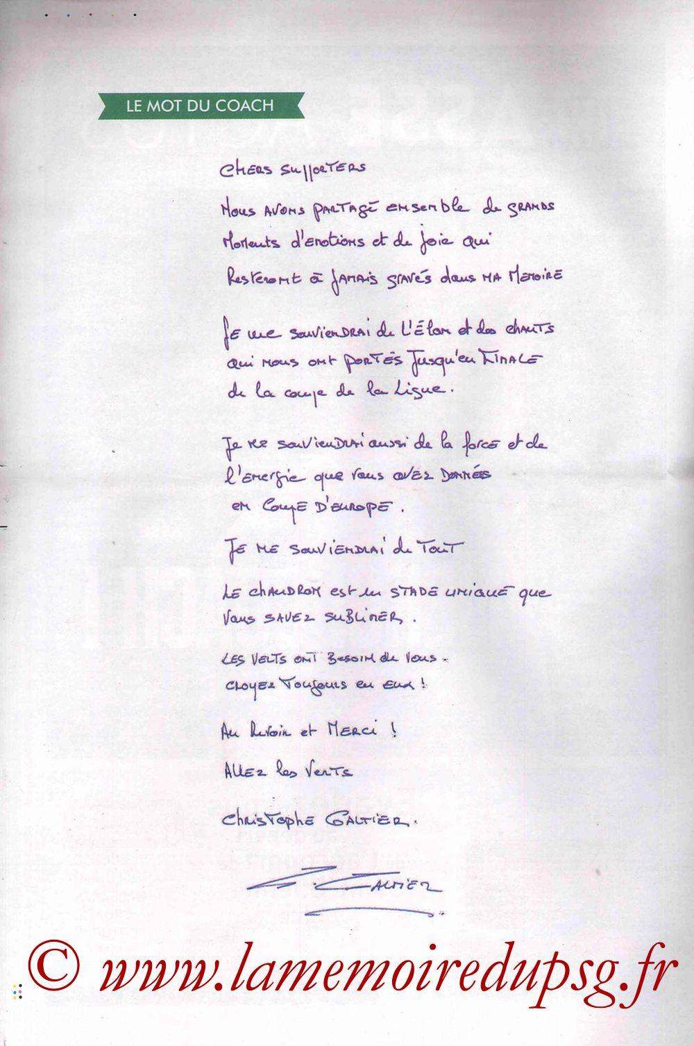 2017-05-14  Saint Etienne-PSG (37ème L1, ASSE Actus) - Page 02