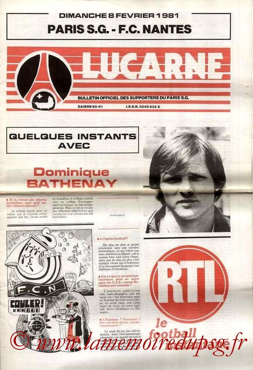 1981-02-08  PSG-Nantes (26ème D1, Lucarne)