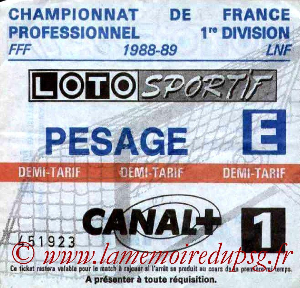 1988-09-17  Montpellier-PSG (12ème D1, Sans nom)