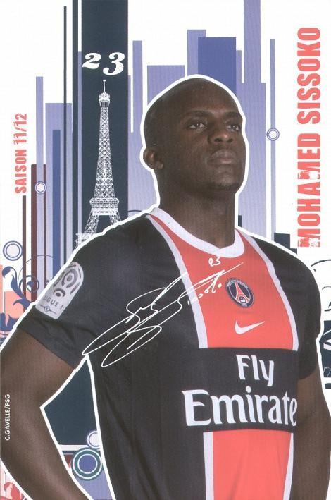 SISSOKO Mohamed  11-12