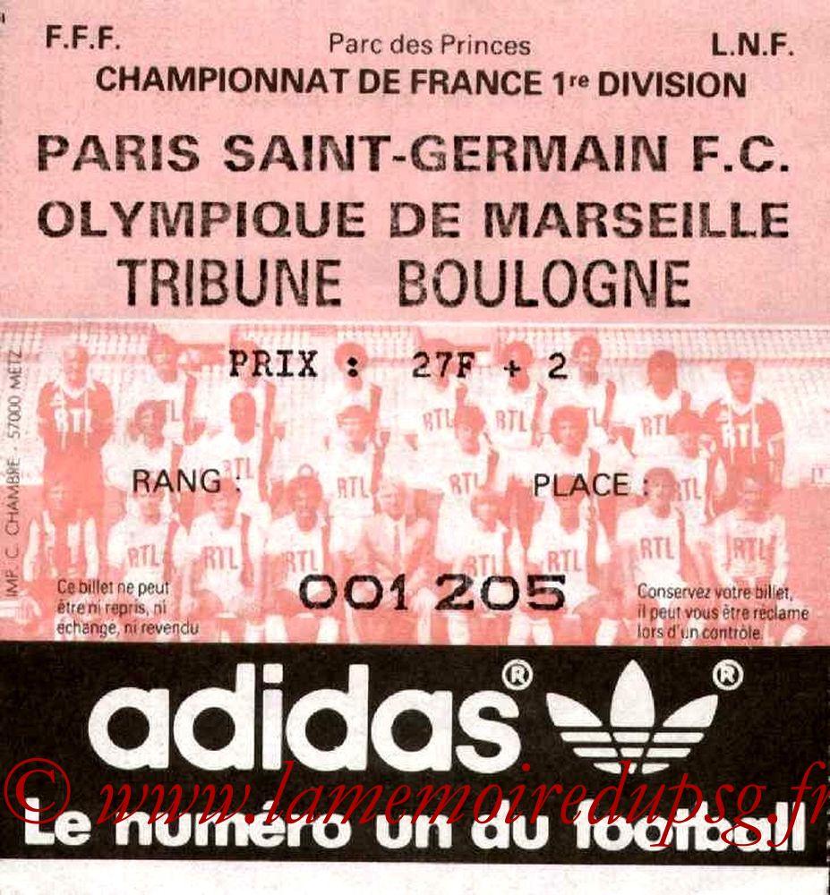 1984-09-08  PSG-Marseille (6ème D1)