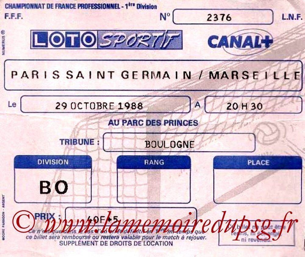 1988-10-29  PSG-Marseille (17ème D1)