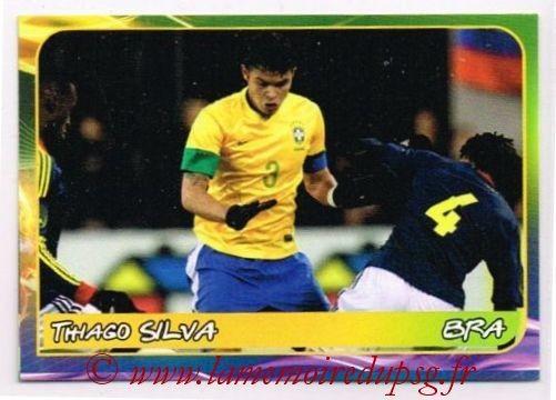 N° 016 - Thiago SILVA (2012-??, PSG > 2014, Brésil)