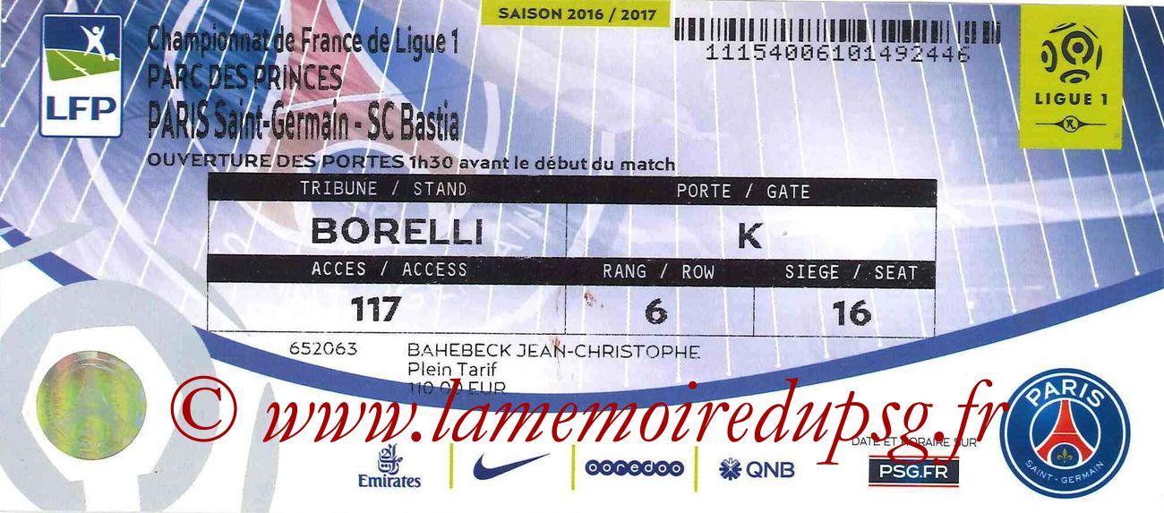 2017-05-06  PSG-Bastia (36ème L1 bis)