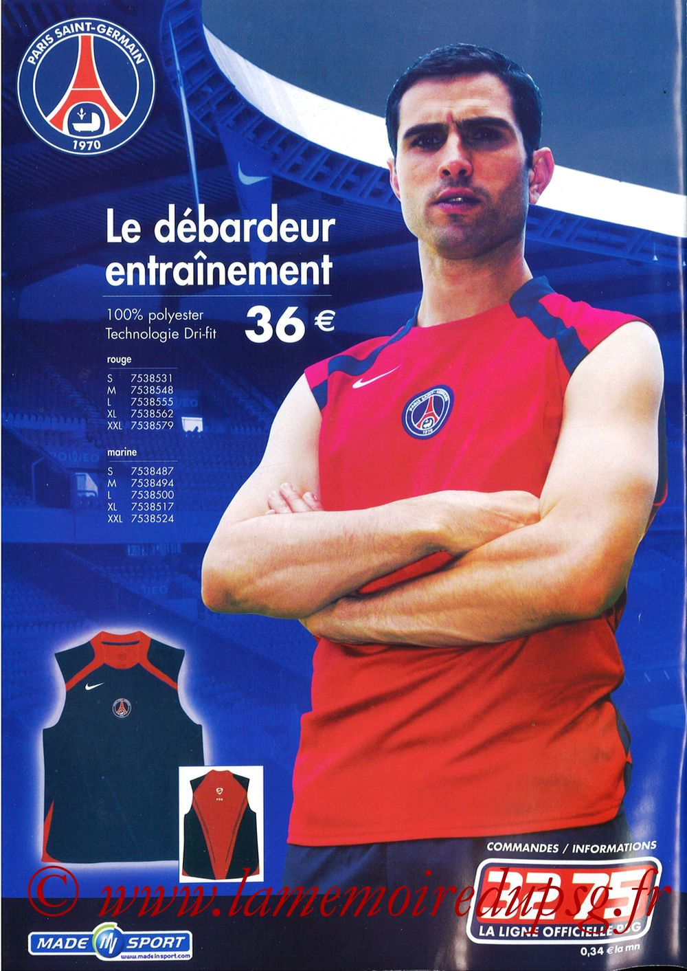 Catalogue PSG - 2005-06b - Page 08