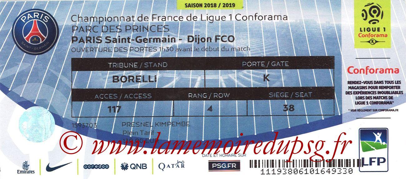 2019-05-18  PSG-Dijon (37ème L1)