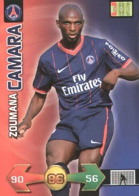 N° 269 - Zoumana CAMARA