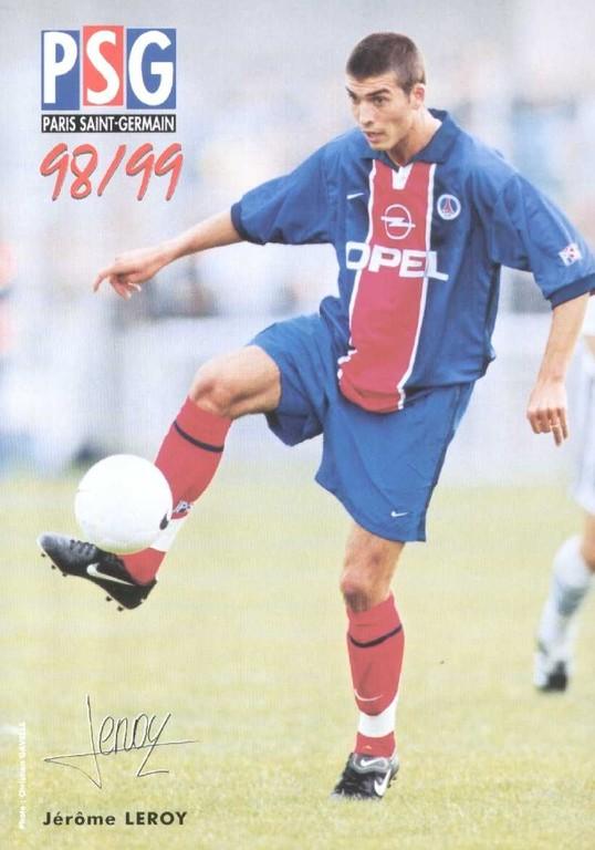 LEROY Jérome  98-99
