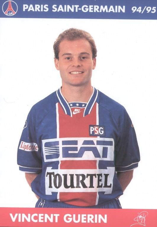 GUERIN Vincent  94-95