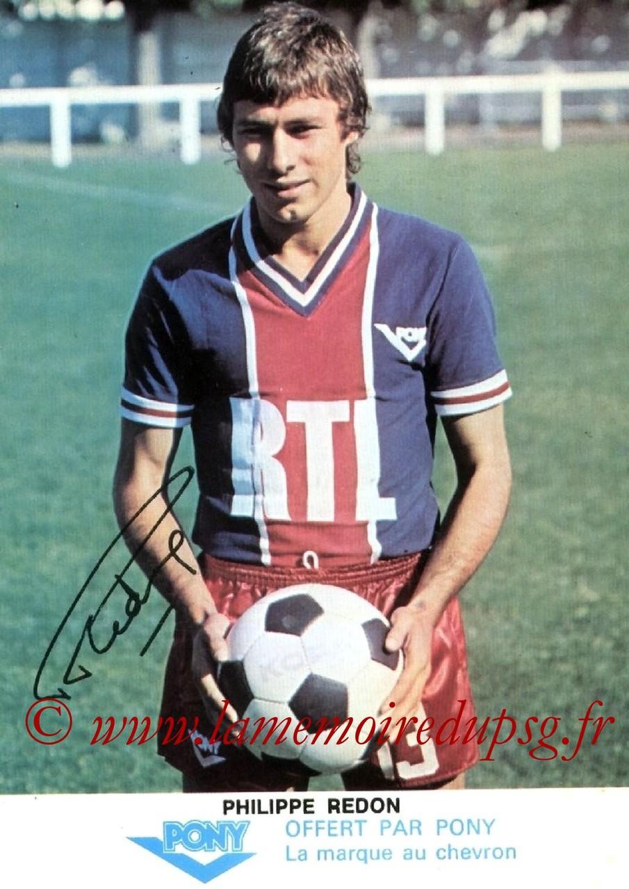 REDON Philippe  77-78 bis
