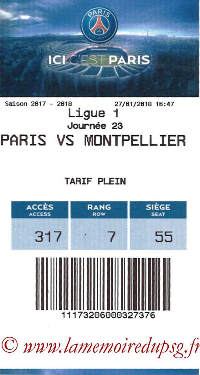 2018-01-27  PSG-Montpellier (23ème L1, E-ticket)