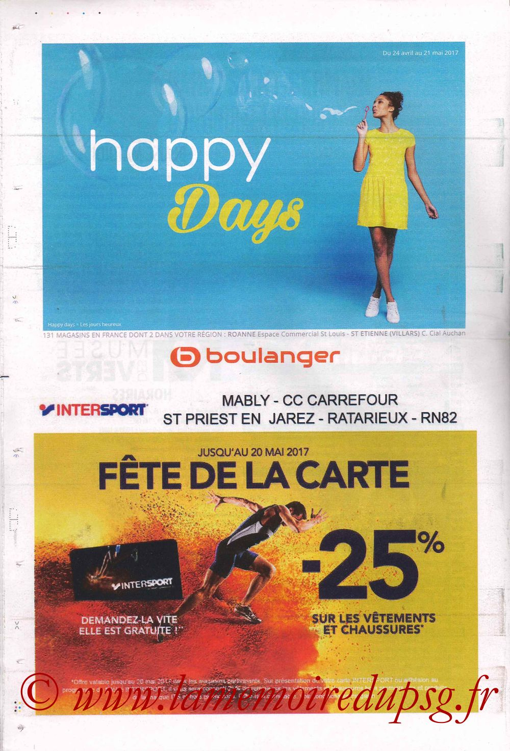2017-05-14  Saint Etienne-PSG (37ème L1, ASSE Actus) - Page 12
