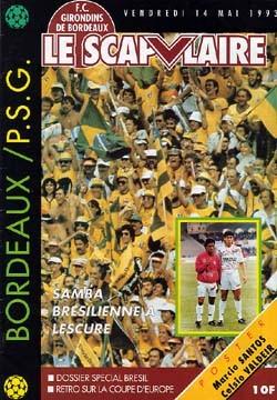 1993-05-14  Bordeaux-PSG (35ème D1, Le Scapulaire)