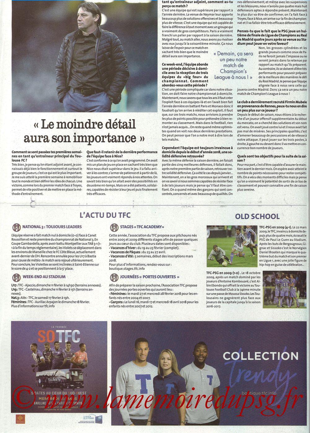 2018-02-10  Toulouse-PSG (25ème L1, Programme officiel) - Page 03