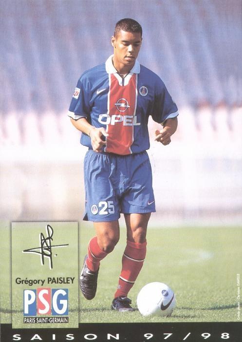 PAISLEY Grégory  97-98