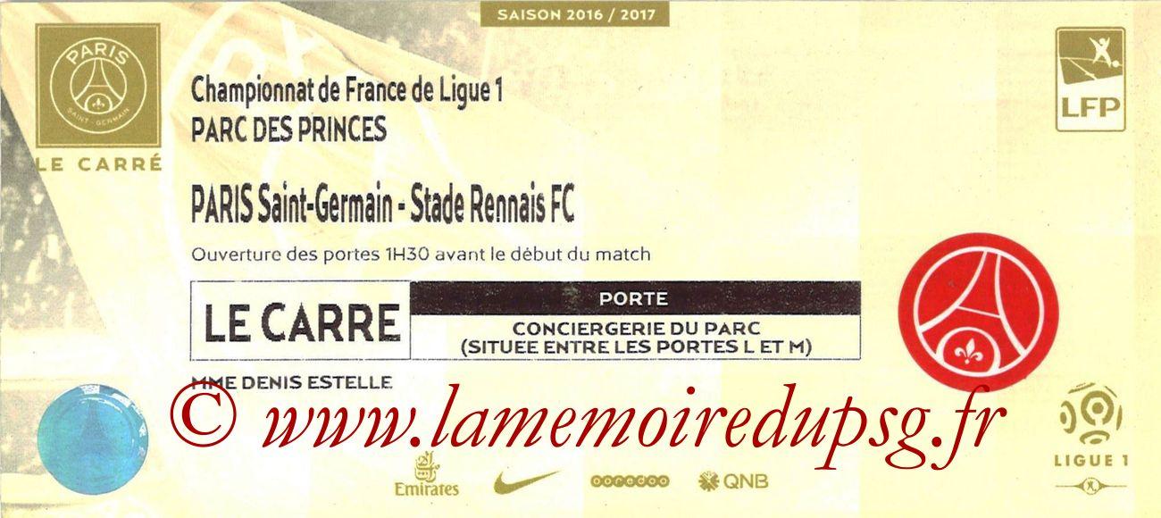 2016-11-06  PSG-Rennes (12ème L1, Le Carré)