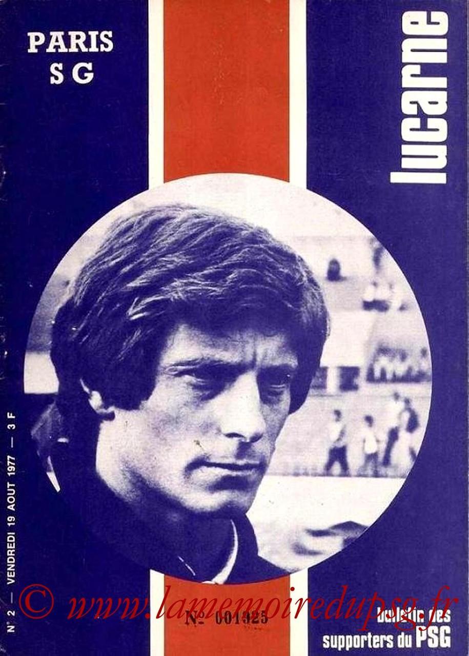 1977-08-19  PSG-Bordeaux (4ème D1, Lucarne N°2)