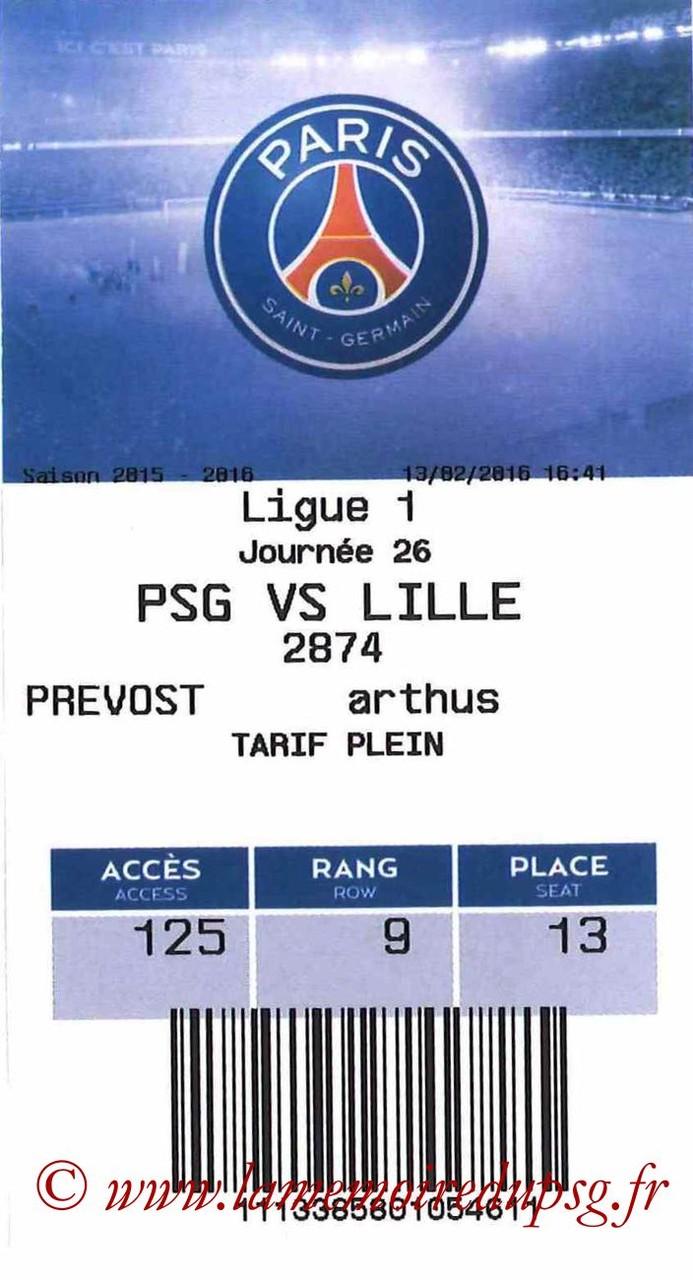 2016-02-13  PSG-Lille (26ème L1, E-ticket)
