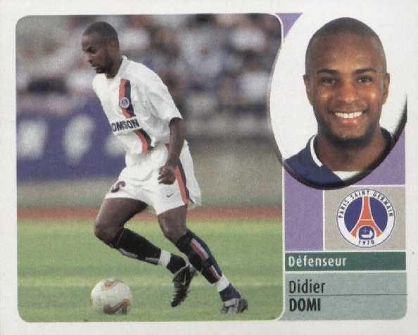 N° 258 - Didier DOMI
