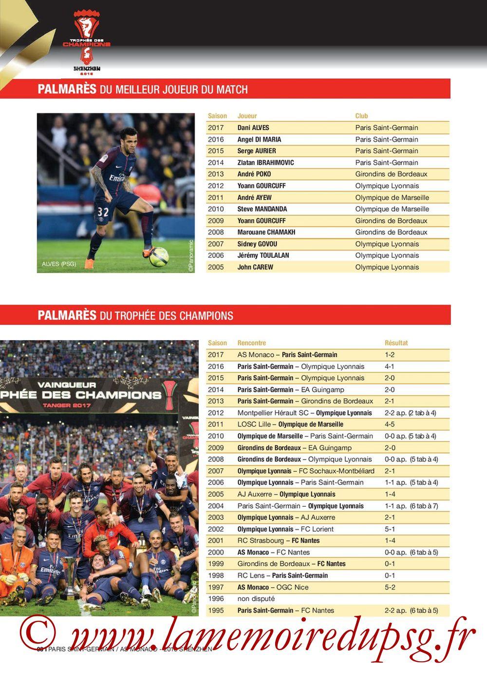 2018-08-04  PSG-Monaco (Trophée des Champions à Shenzhen, Dossier de Presse) - Page 08