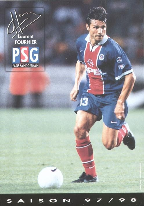 FOURNIER Laurent  97-98