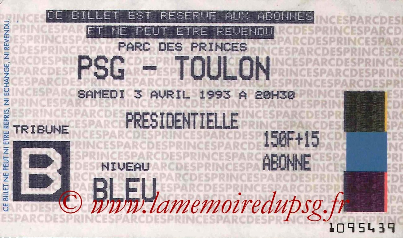 1993-04-02  PSG-Toulon (30ème D1)