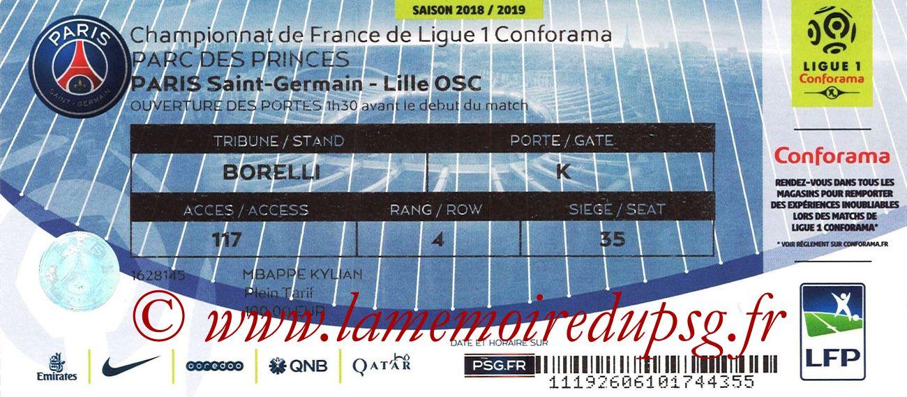2018-11-02  PSG-Lille (12ème L1)