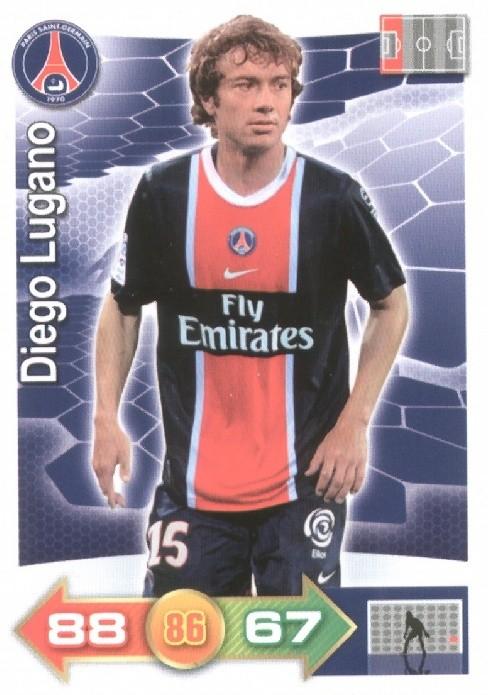 N° 230 - Diego LUGANO (Recto)