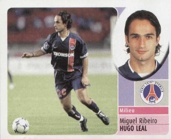 262 - Miguel Ribeiro HUGO LEAL