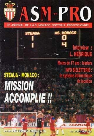 1993-11-06  Monaco-PSG (16ème D1, ASM Pro N°8)