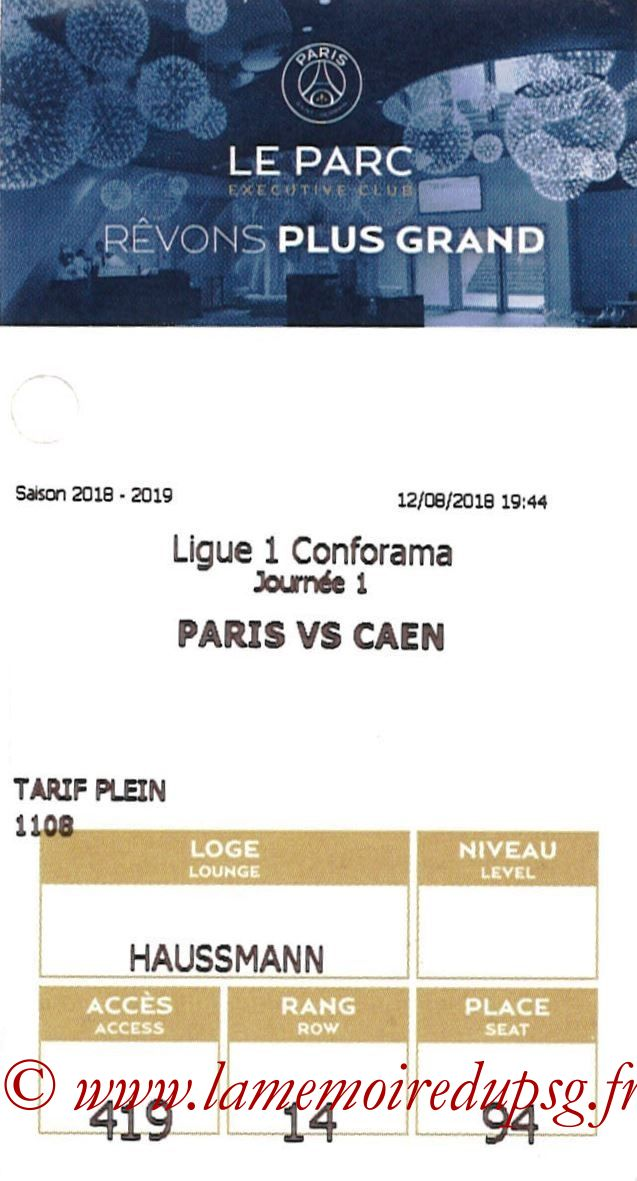 2018-08-12  PSG-Caen (1ère L1, E-ticket Executive club 2)