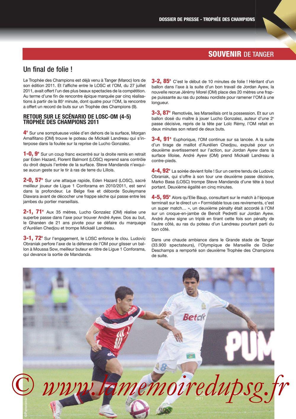 2017-07-29  Monaco-PSG (Trophée des Champions à Tanger, Dossier de Presse) - Page 07