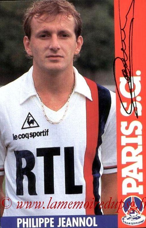 JEANNOL Philippe  84-85