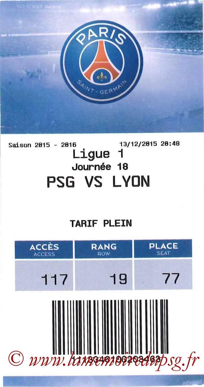 2015-12-13  PSG-Lyon (18ème L1, E-ticket)