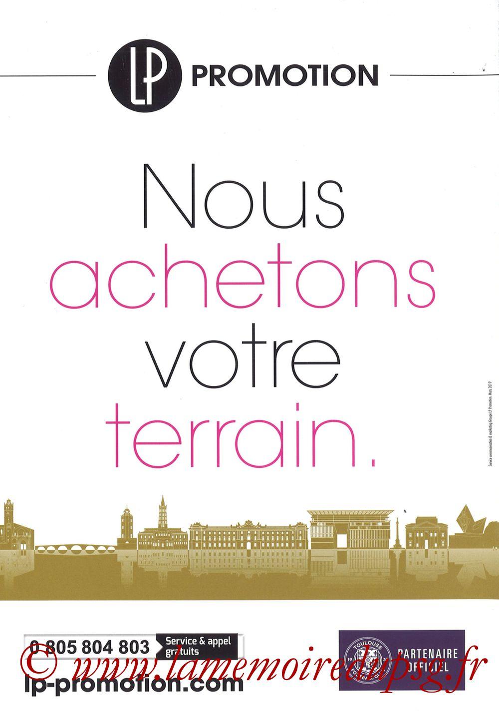 2019-03-31  Toulouse-PSG (30ème L1, Programme officiel) - Page 04