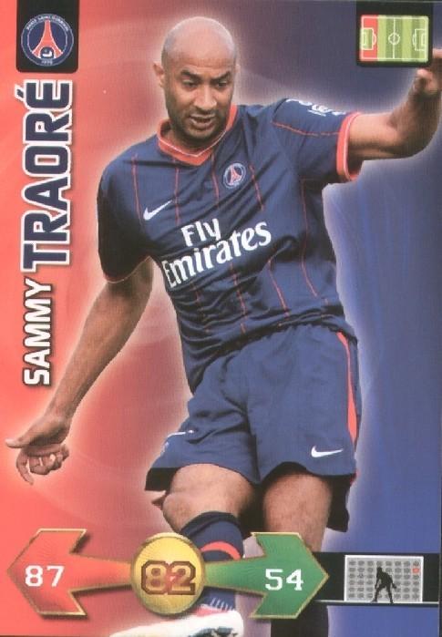 N° 271 - Sammy TRAORE