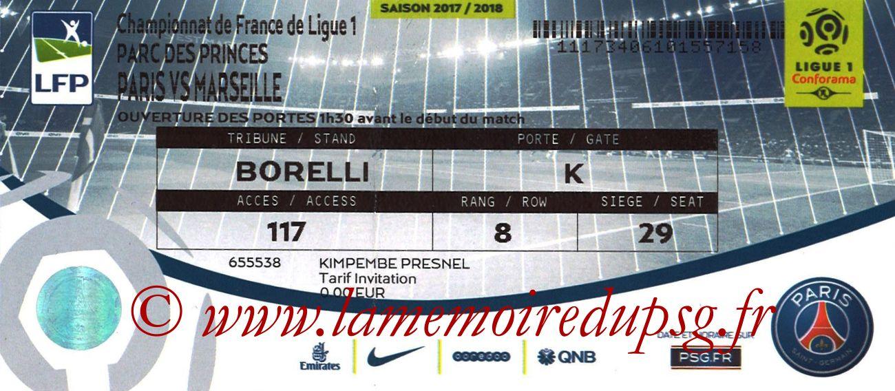 2018-02-25  PSG-Marseille (27ème L1)