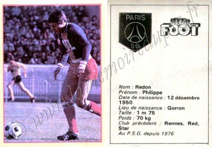 Philippe REDON