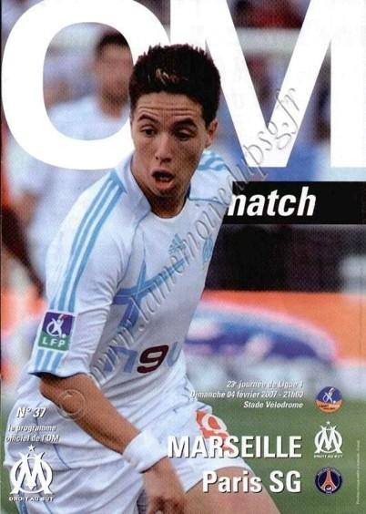 2007-02-04  Marseille-PSG (23ème L1, OM Match N°37)