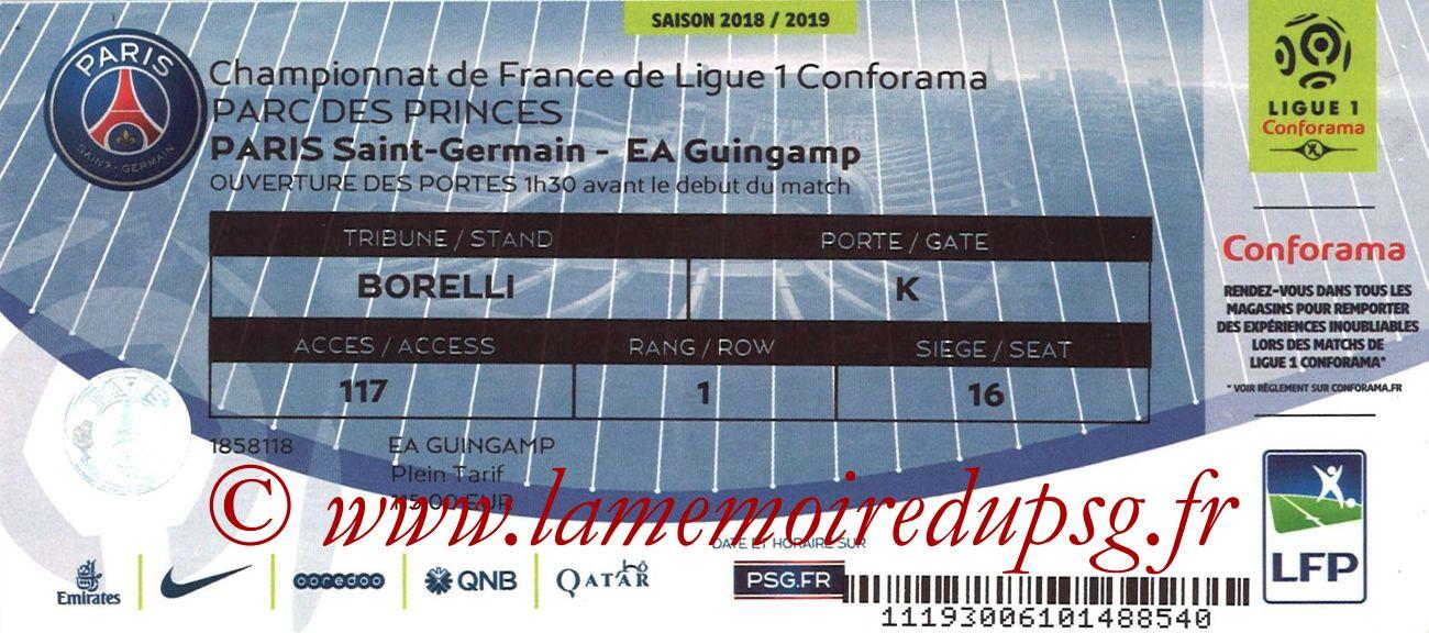 2019-01-22  PSG-Guingamp (21ème L1)