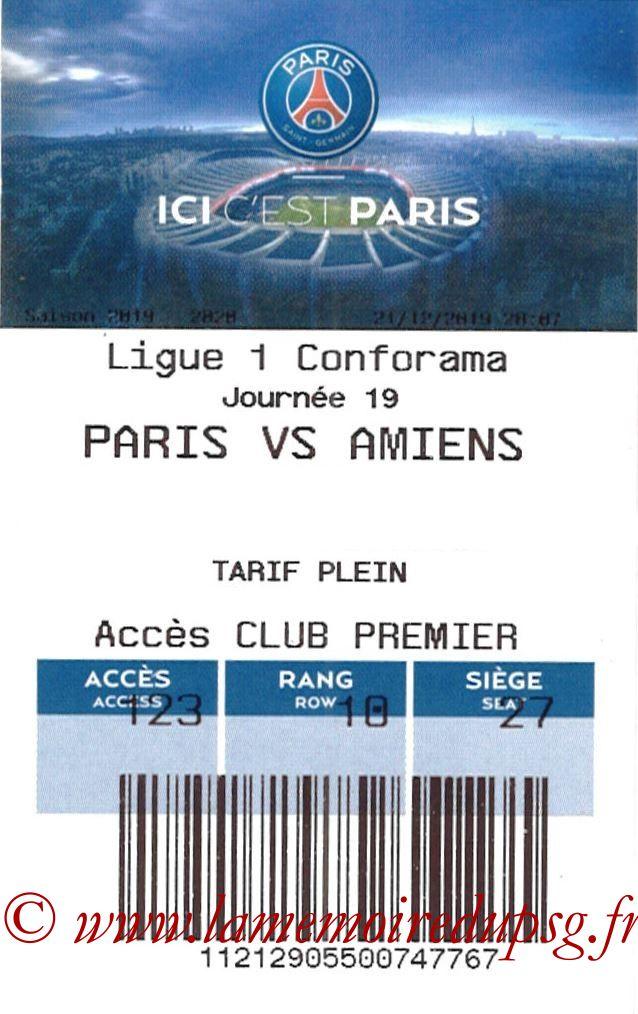 2019-12-21  PSG-Amiens (19ème L1, E-ticket)