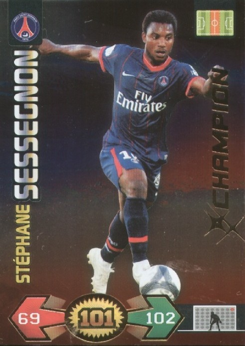 N° 282 - Stephane SESSEGNON