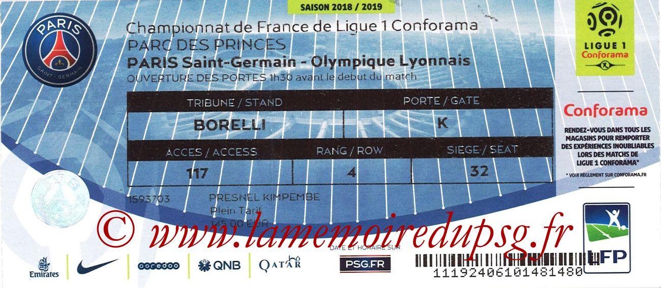 2018-10-07  PSG-Lyon (9ème L1)