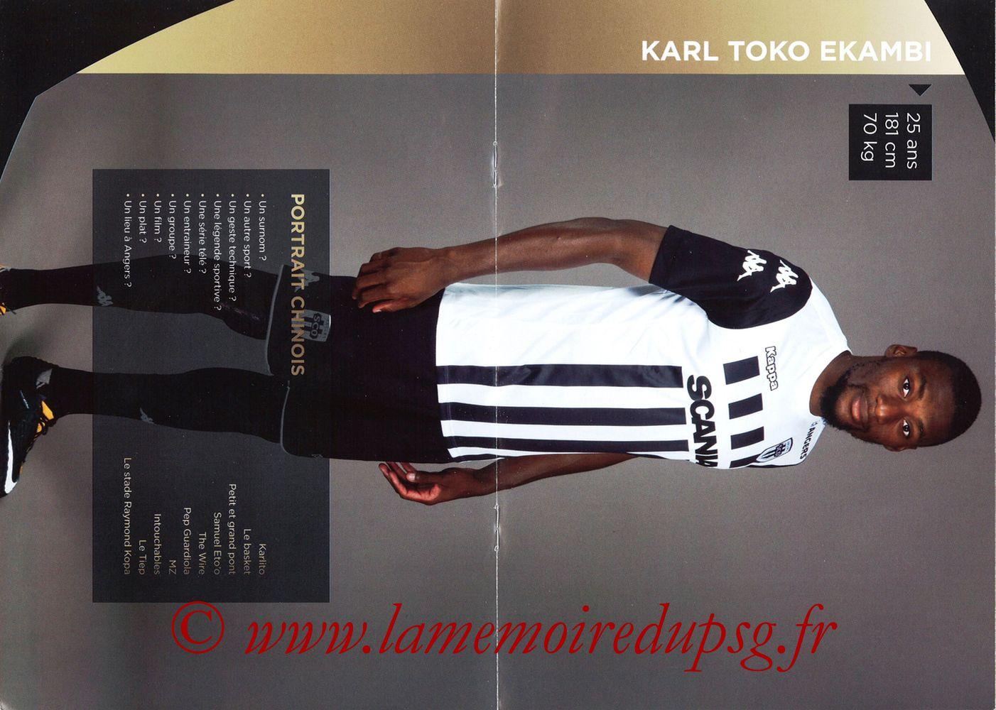 2017-11-04  Angers-PSG (12ème L1, Programme officiel) - Pages 04 et 05